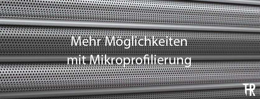 Mikroprofilierung
